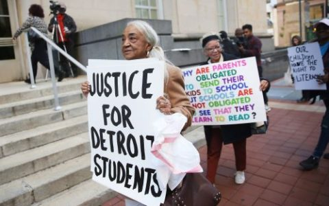 Landmark Detroit Case Finds Students have a Constitutional Right to Basic Literacy