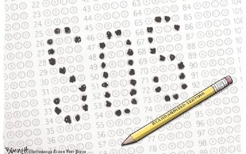 Standardized Testing:  The Beginning of the End?